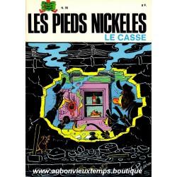 LES PIEDS NICKELES LE CASSE  N° 98