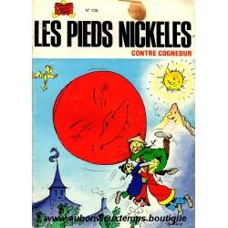 LES PIEDS NICKELES CONTRE COGNEDUR  N° 106