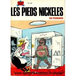 LES PIEDS NICKELES EN PERIGORD  N° 108