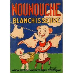 NOUNOUCHE BLANCHISSEUSE N°18 1952