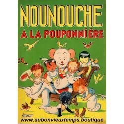 NOUNOUCHE A LA POUPONNNIERE   N°24  1954