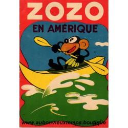 ZOZO EN AMERIQUE   N°2  1935
