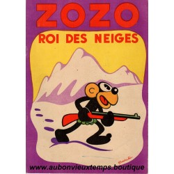 ZOZO ROI DES NEIGES   N°5  1941