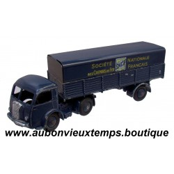 DINKY TOYS 1/43 REF : 575 TRACTEUR PANHARD SNCF