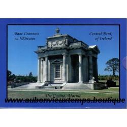COFFRET EUROS BU IRLANDE 2003