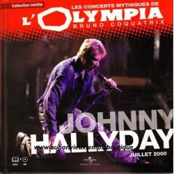 OLYMPIA JOHNNY HALLYDAY 2000