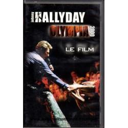 VHS OLYMPIA JOHNNY HALLYDAY 2000