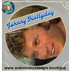 VINYL 33T  JOHNNY HALLYDAY  PHILIPS 1979  JOHNNY 20 ANS  11 TITRES