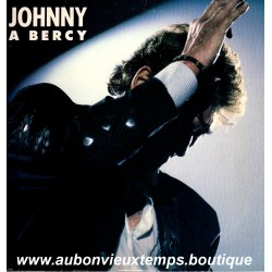 VINYL 2 x 33T  JOHNNY HALLYDAY  PHILIPS 1988  A BERCY  18 TITRES