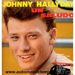 VINYL 33T  JOHNNY HALLYDAY  MERCURY 2016 - UN SALUDO - 12 TITRES