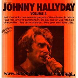 VINYL  33T  JOHNNY HALLYDAY  IMPACT N°3  1979  12 TITRES