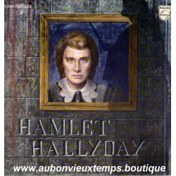 VINYL 33T  JOHNNY HALLYDAY  PHILIPS SEPTEMBRE 1976 - HAMLET  - 28 TITRES