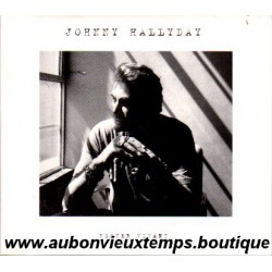 CD + DVD  JOHNNY HALLYDAY  - RESTER VIVANT  2014   14 TITRES dont 2 INEDIT