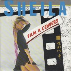 45T FILM A L'ENVERS - SHEILA