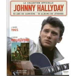 LA COLLECTION OFFICIELLE  JOHNNY HALLYDAY VOL. 38  HALLELUYAH  1965