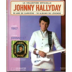 LA COLLECTION OFFICIELLE  JOHNNY HALLYDAY VOL. 23  JOHNNY 67  1967