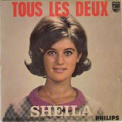 45T TOUS LES DEUX - SHEILA