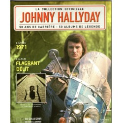 LA COLLECTION OFFICIELLE  JOHNNY HALLYDAY VOL. 7  FLAGRANT DELIT  1971