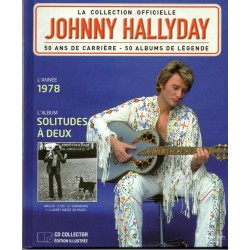 LA COLLECTION OFFICIELLE  JOHNNY HALLYDAY VOL. 28  SOLITUDES A DEUX  1978