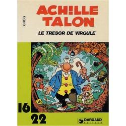 ACHILLE TALON - LE TRESOR DE VIRGULE - GREG - 16/22 - DARGAUD