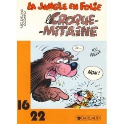 LA JUNGLE EN FOLIE - LE CROQUE MITAINE - M. DELINX et GODARD - 16/22 - DARGAUD