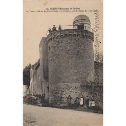 TOUR DE GARDE DES DERVALLIERES - NANTES 44