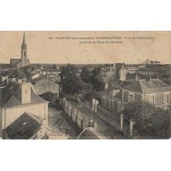 VUE PANORAMIQUE - ST SEBASTIEN SUR LOIRE 44