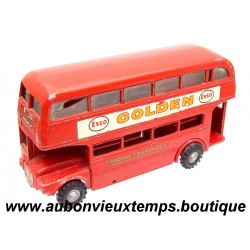 A BUDGIE TOY  A.E.C. ROUTEMASTER  BUS  64 SEATER