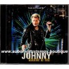 CD x 2  JOHNNY HALLYDAY - JOHNNY ALLUME LE FEU  1998