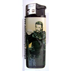 BRIQUET  JOHNNY HALLYDAY  N°2   2003