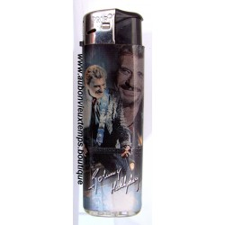 BRIQUET  JOHNNY HALLYDAY  N°3   2003