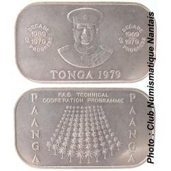 PA'ANGA 1979 - TONGA FAO