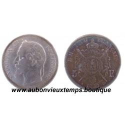 5 FRANCS NAPOLEON III  1870 A