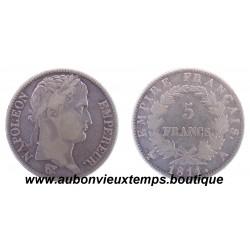 5 FRANCS NAPOLEON 1er  1811 A