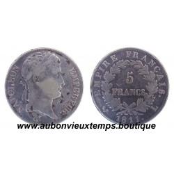 5 FRANCS NAPOLEON 1er  1811 L