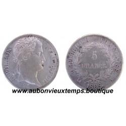 5 FRANCS NAPOLEON 1er  1808 A
