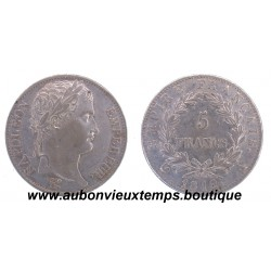 5 FRANCS NAPOLEON 1er  1812 A