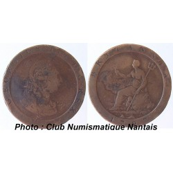 PENNY 1797 - ANGLETERRE