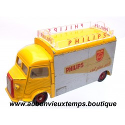 DINKY TOYS 1/43 REF :  587  CITROEN  1200 K  PHILIPS CARROSERIE CURRUS