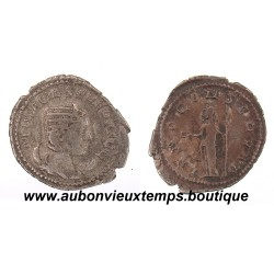 ANTONINIEN BILLON OTACILIA SEVERA épouse de PHILIPPUS 244 - 249 ap J.C.