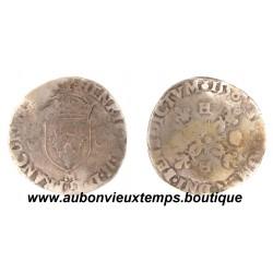 DOUZAIN AUX CROISSANTS  HENRI  II  1556  M  TOULOUSE
