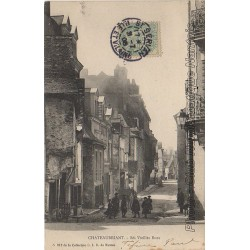 VIEILLES RUES - CHATEAUBRIANT 44