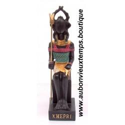 STATUETTE DIEU EGYPTIEN KHEPRI PLAYSTOY
