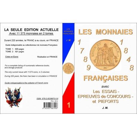 MONNAIES FRANCAISES Tome 1a