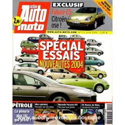 ACTION AUTO MOTO JUIN 2004 -  CITROEN C5