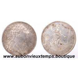 JETON LOUIS XVI  ARGENT  ACADÉMIE ROYALE DES INSCRIPTIONS ET BELLES-LETTRES   1777