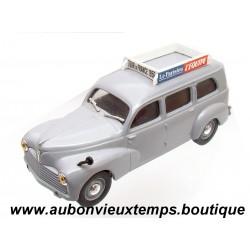 NOREV 1/43 PEUGEOT 203 TOUR DE FRANCE 1956