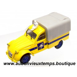 NOREV  1/43  CITROEN 2 CV  PICK-UP  MICHELIN
