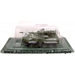 EAGLEMOSS 1/72 MILITAIRE TANK PANZER  CHAR STYKER US M1128 MGS