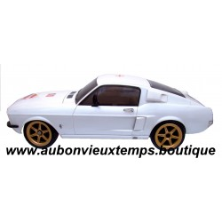 NIKKO  RC  1/16  REF : 35074  FORD MUSTANG 69  RTR